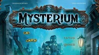 Mysterium | Gameplay español | PC | La Cata | Adaptación de un juego de mesa al pc