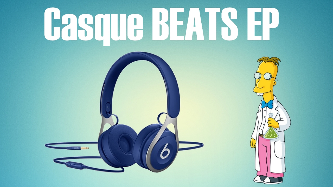 test 39 lab casque musique beats ep youtube. Black Bedroom Furniture Sets. Home Design Ideas