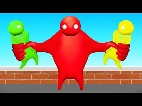 How To Become ULTIMATE PLAYER! (Gang Beasts)