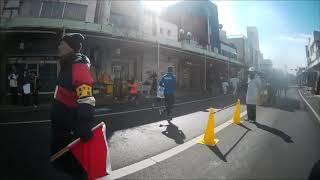 桐生散歩です。 第65回桐生市堀マラソン大会が、始まりました。 ファミ...