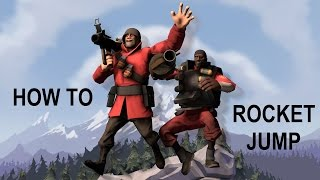 How to Rocket Jump in Team Fortress 2 [A Beginner's Guide]