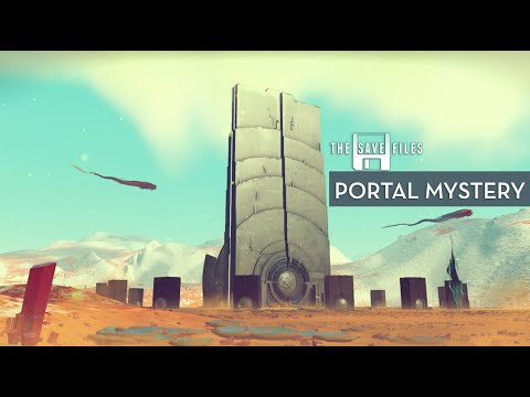 Nobody Knows How The Portals In No Man's Sky Work (THE SAVE FILES)