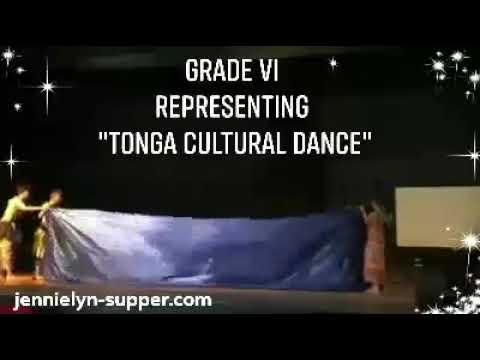 Tonga Cultural Dance - Grade 6 Foundation Preparatory Academy/Foundation University