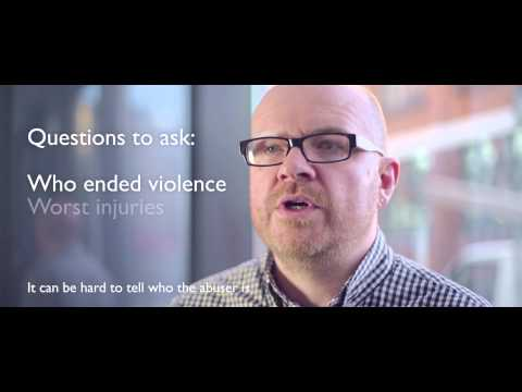 Working with Perpetrators of Domestic Violence