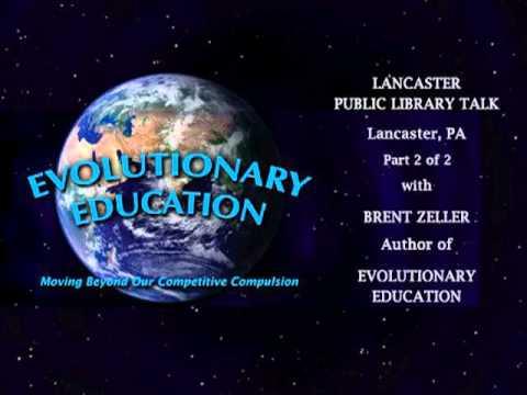 Lancaster Public Library - Evolutionary Education - Part 2 of 2
