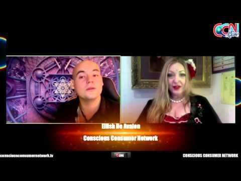 CCN Conscious Consumer Network TV interviews Light Wizard - Steve Willis