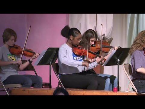 Detroit school's successful music program opening doors for students