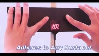 How to Set Up a Rabbit Ears Indoor HDTV Antenna
