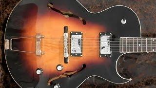 Vintage Guitar Club : THE LOAR 280 LH (2015)