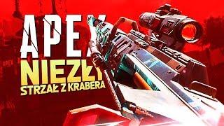 NIEZŁY STRZAŁ Z KRABERA - Apex Legends (PL) #5 (Gameplay PL)