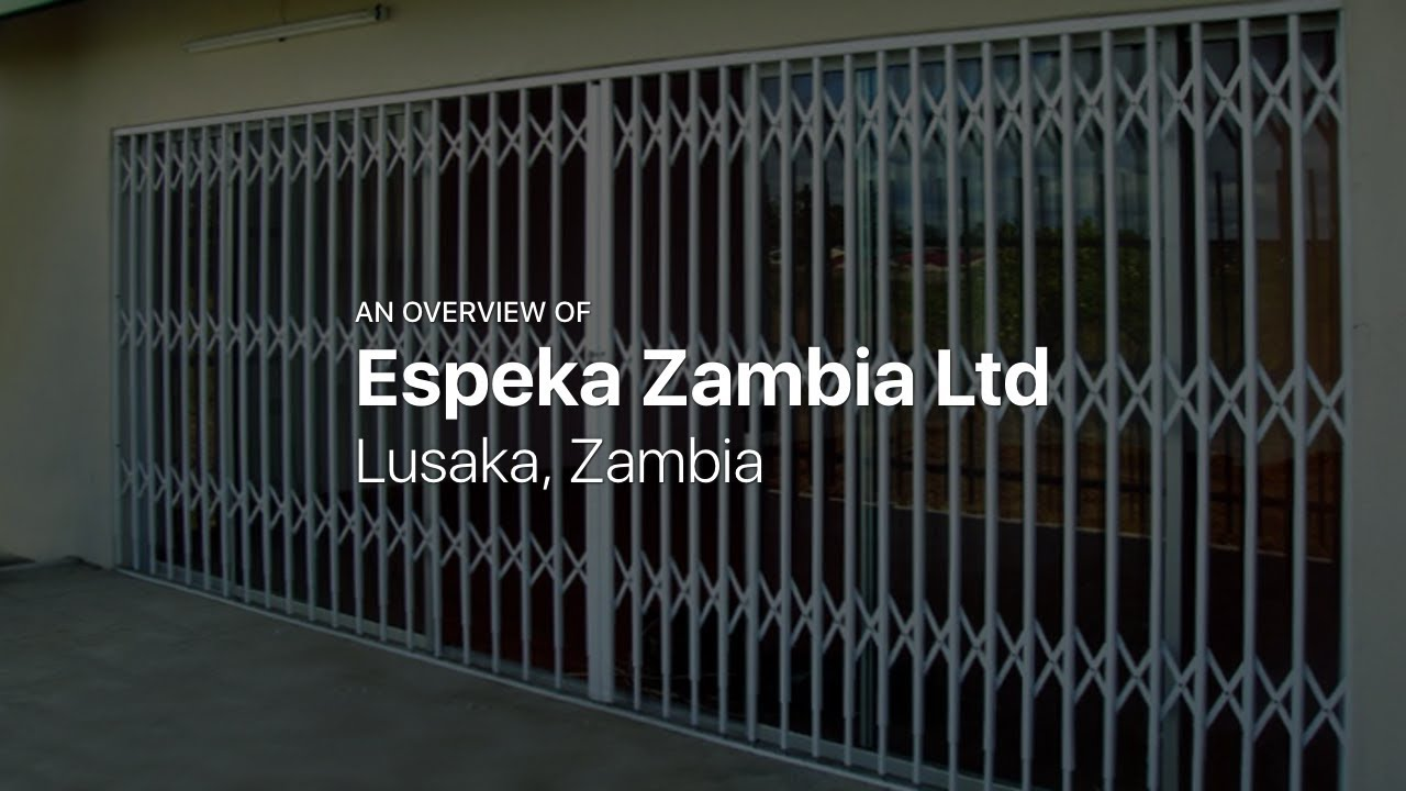 Espeka zambia ltd metal fabrication domestic and commercial in lusaka zambia