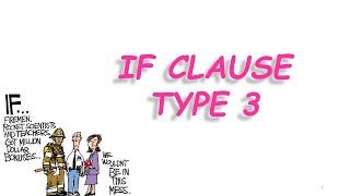 İngilizce Konu Anlatımı If Clause Type 3 Conditionals Ifclause Ingilizcekonuanlatımı