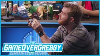 Kinda Funny Best Friend Proposes Live! - The GameOverGreggy Show Ep. 207 (Pt. 4)