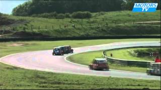 Motors TV Raceday 2012 | Mallory Park - Citroen 2cv