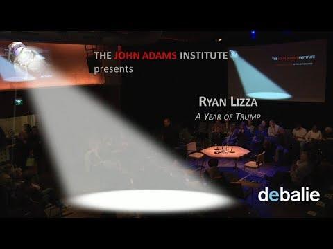 A Year of Trump -Ryan Lizza