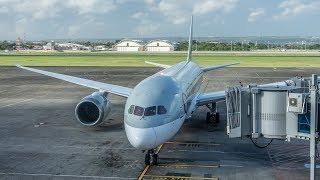 FLIGHT REVIEW | Qatar Airways | Boeing 787-8 | Denpasar - Doha | Economy Class