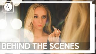 ANDREW JAMES |  Behind the scenes | Dance Photoshoot