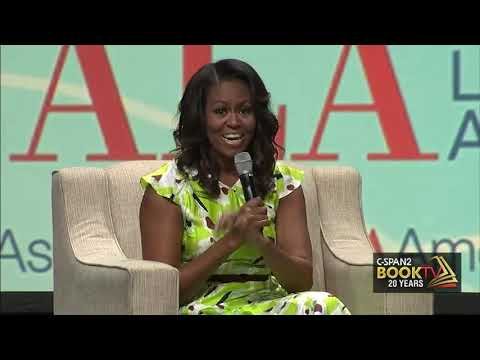 Michelle Obama - Becoming - Book Talk - Dec 11 2018