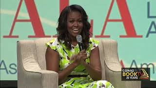 Michelle Obama  Becoming  Book Talk  Dec 11 2018