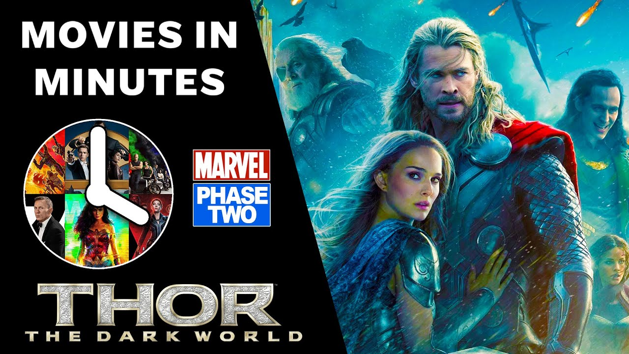 Download Thor: The Dark World in 4 Minutes - (Marvel Phase Two Recap) [MCU #8]