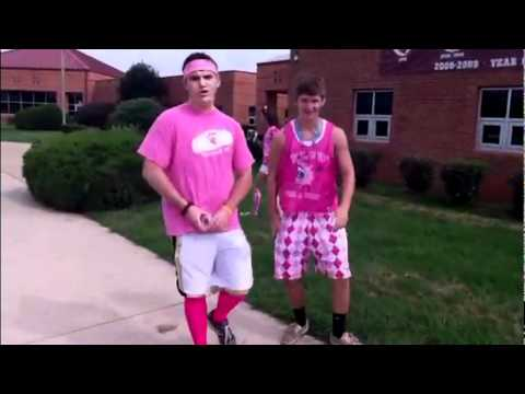 Raise Your Glass- Pink Music Video for Breast Cancer