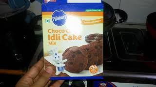Trying Choco Idli Cooker Cake | चोको इडली कुकर केक