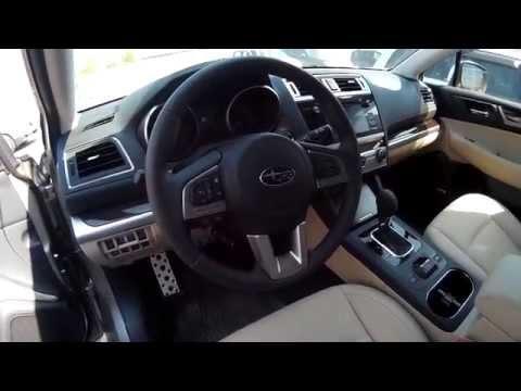 Subaru Outback BS 2015 Любительский обзор мелочей / Subaru Outback BS 2015 review details