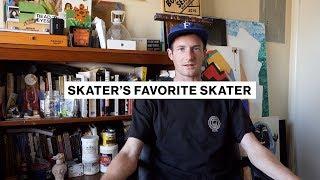 Skater's Favorite Skater | Chris Colburn | Transworld Skateboarding