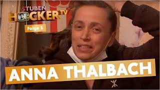 Anna Thalbach bei StubenhockerTV – Gästestube