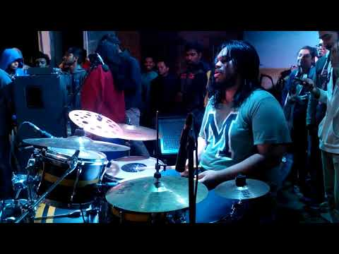 ড্রামার পাভেল আরিন | Pavel Arin | One of the Best Drummers of Bangladesh | Chirkut