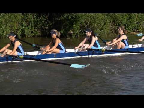 Pembroke W2, May Bumps 2017 Slow Motion [oarstack]