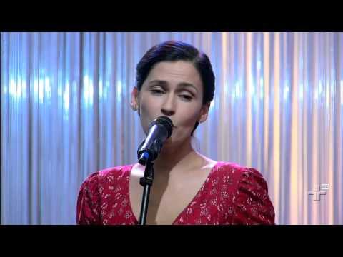 Marina de la Riva canta Dorival Caymmi - Rosa Morena - Programa Metrópolis - 18-02-2014