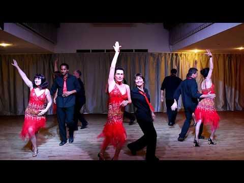 Chorégraphie  Bachata / Salsa - Top Danse Toulouse Juin 2018