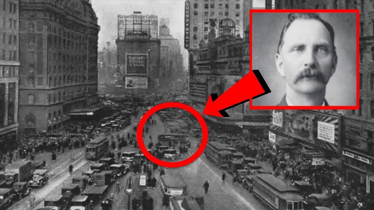 এই মানুষটি অতীত থেকে এসেছিলেন !!! Mysterious Events Of Time Travel In Bangla