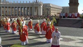 Thế Giới Nhìn Từ Vatican 23-29/03/2017: Tuần thánh với các cử hành Phụng Vụ huy hoàng và cảm động