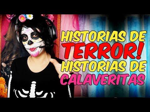 Historias de Terror de Anigamers Especial Calaveritas | Viryd in the mirror| Viryd in the mirror