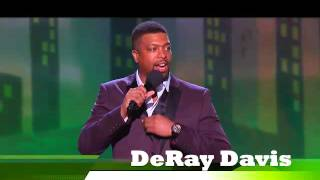 DeRay Davis Live at the FunnyBone in Richmond, VA