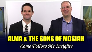 Come Follow Me (Insights into Mosiah 25–28, May 18-24)