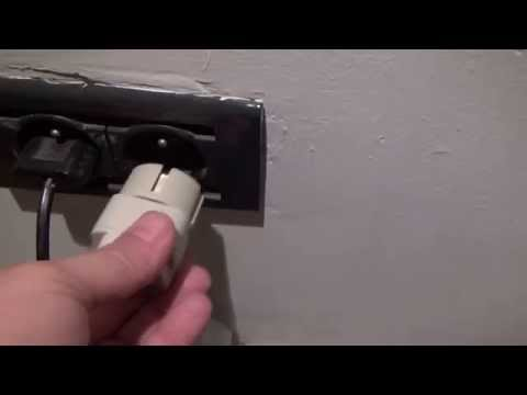 What Does The Electrical Plug Look Like In Amsterdam Netherlands