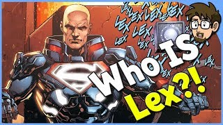 Lex Luthor & Deathstroke