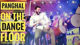 Panghal On The Dance Floor | vlog| panghal|