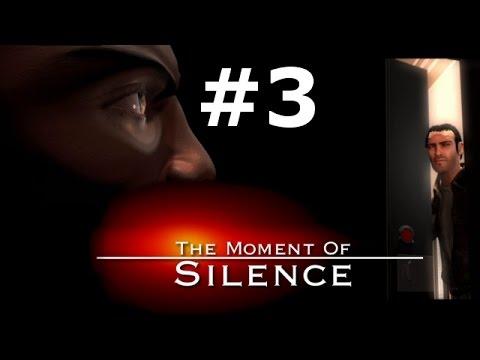 The Moment of Silence - #3 Der nervige Guru und der taube Musiker - Let's Play/Deutsch/German/Blind