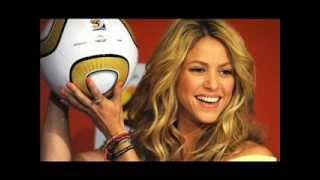 Saminamina Eh eh Waka Waka by Shakira Lyrics