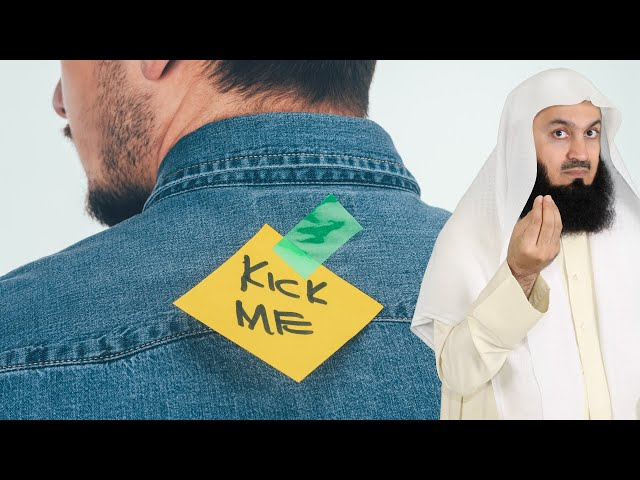 Making a Mockery of your Spouse - Mufti Menk