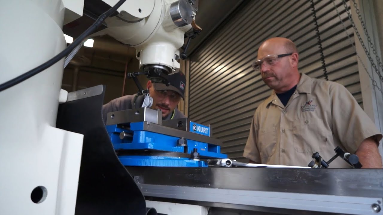 CNC Machinist Degrees | Kirtland Community College Community