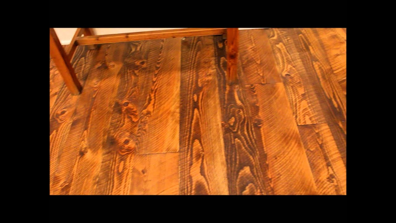 Farmington Circular Sawn Fir Flooring