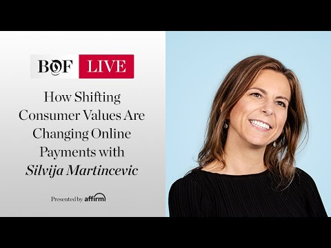 How Shifting Consumer Values Are Changing Online Payments | #BoFLIVE