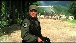 Stargate SG-1 P90 demonstration