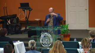 Recovery 30th Year Anniversary Event-Pastor Scott Breedlove's Testimony
