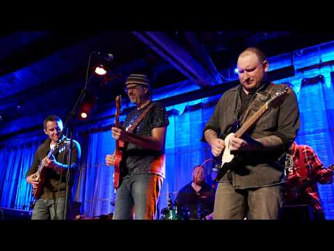 Guy King, Josh Smith, Greg Koch, Nick Moss - Buzz Me Baby - 6/5/17 Space - Evanston, IL